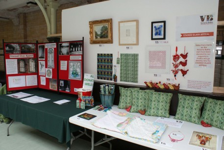 Victoria Baths Art & Craft Stall November 2012